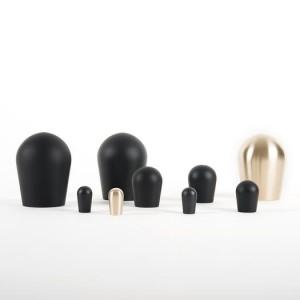 VKN-10A Satin Brass